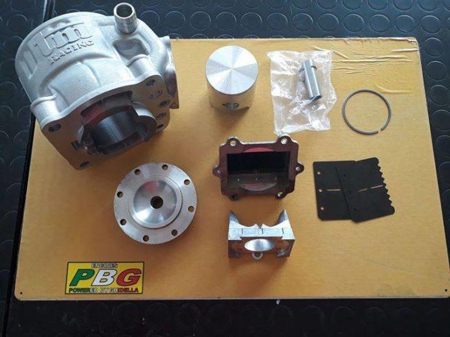 preparazione motori kz