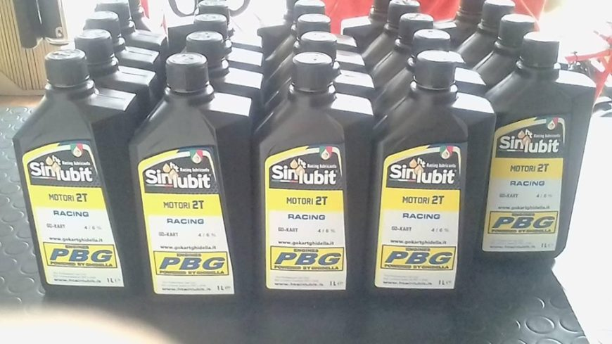 olio miscela pbg motori 2 tempi